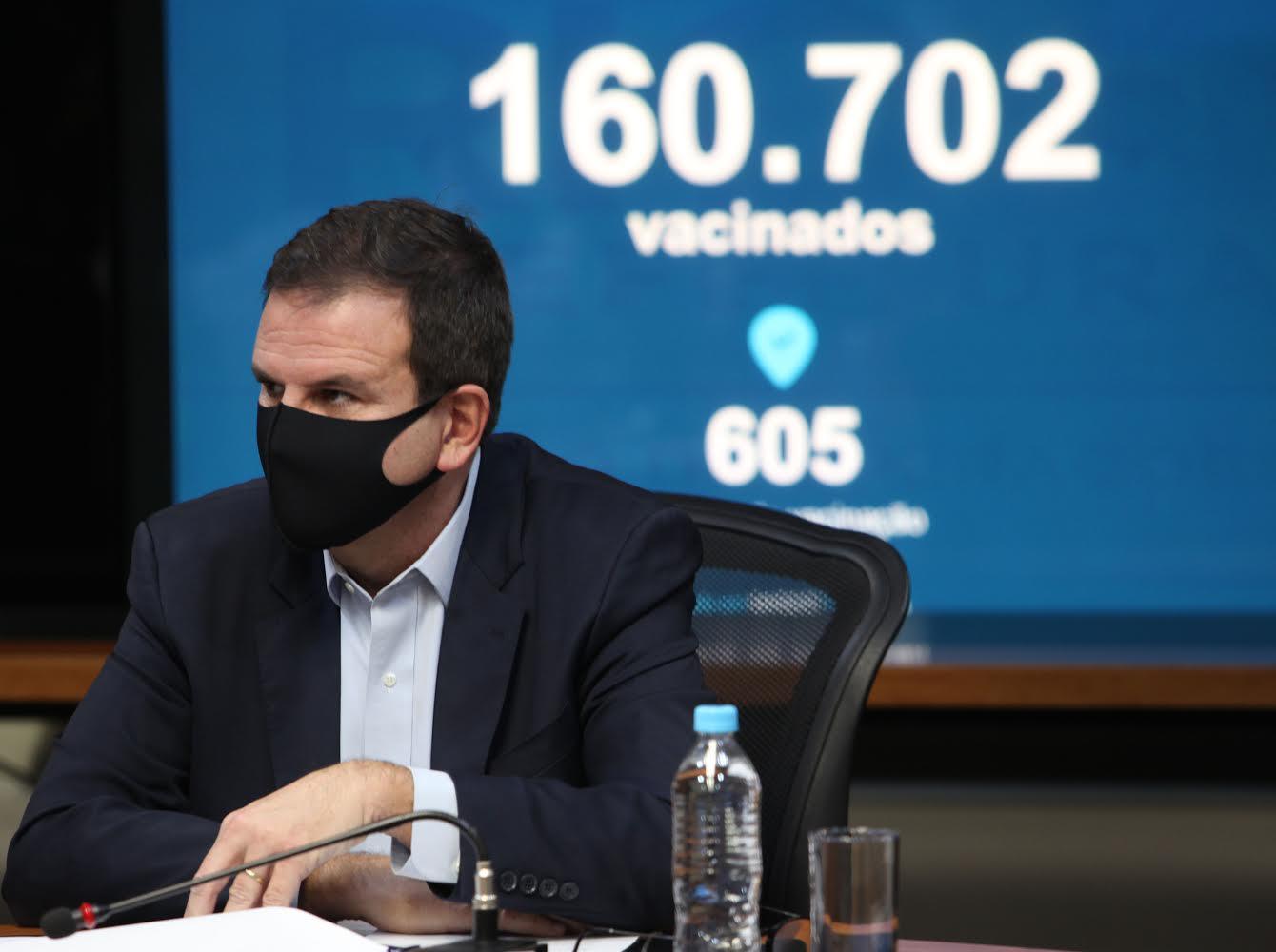 Crédito das fotos: Ricardo Cassiano/Prefeitura do Rio